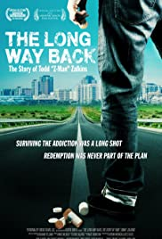 The Long Way Back: The Story of Todd Z-Man Zalkins Poster