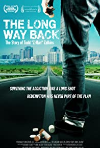 Primary photo for The Long Way Back: The Story of Todd Z-Man Zalkins