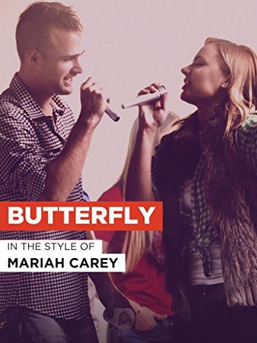 دانلود زیرنویس فارسی فیلم Mariah Carey: Butterfly