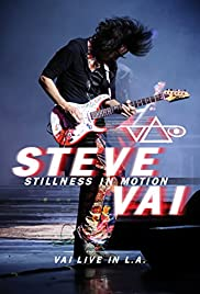 Steve Vai: Live from Club Nokia Poster