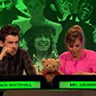 Mel Giedroyc and Jack Whitehall in The Big Fat Quiz of Everything (2016)
