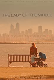 The Lady of the Wheel Poster