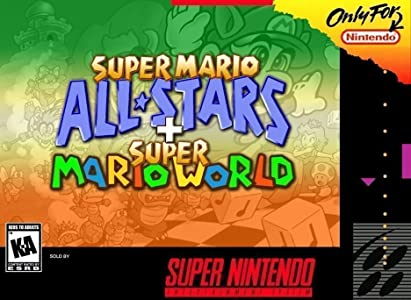 Watch funny movies Super Mario All-Stars + Super Mario World by Hiroshi Yamauchi [720x594]