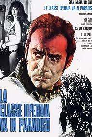 La classe operaia va in paradiso (1975) Poster - Movie Forum, Cast, Reviews