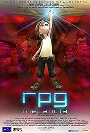 RPG Metanoia Poster