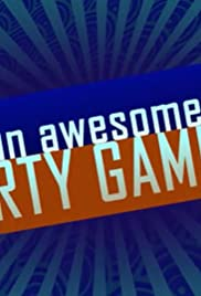 Super Fun Awesome Party Game Time Poster