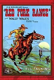 Red Fork Range Poster