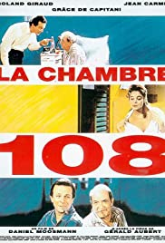 La chambre 108 Poster