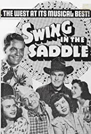 Swing in the Saddle Poster