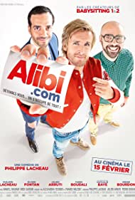 Philippe Lacheau, Tarek Boudali, and Julien Arruti in Alibi.com (2017)