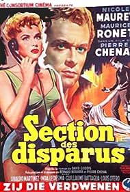Section des disparus (1956)