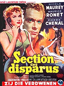 Watch download english movies Section des disparus [1080pixel]