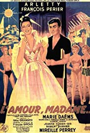 Love, Madame Poster