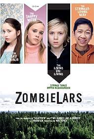 Leonard Valestrand Eike, Hannah Raanes-Holm, Dat Gia Hoang, and Helena F. Ødven in ZombieLars (2017)