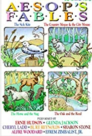 Aesop's Fables Poster