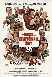 The Horse in the Gray Flannel Suit (1968) Poster - Movie Forum, Cast, Reviews