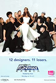 Project Runway Canada Poster