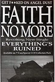 Faith No More: Everything's Ruined Poster