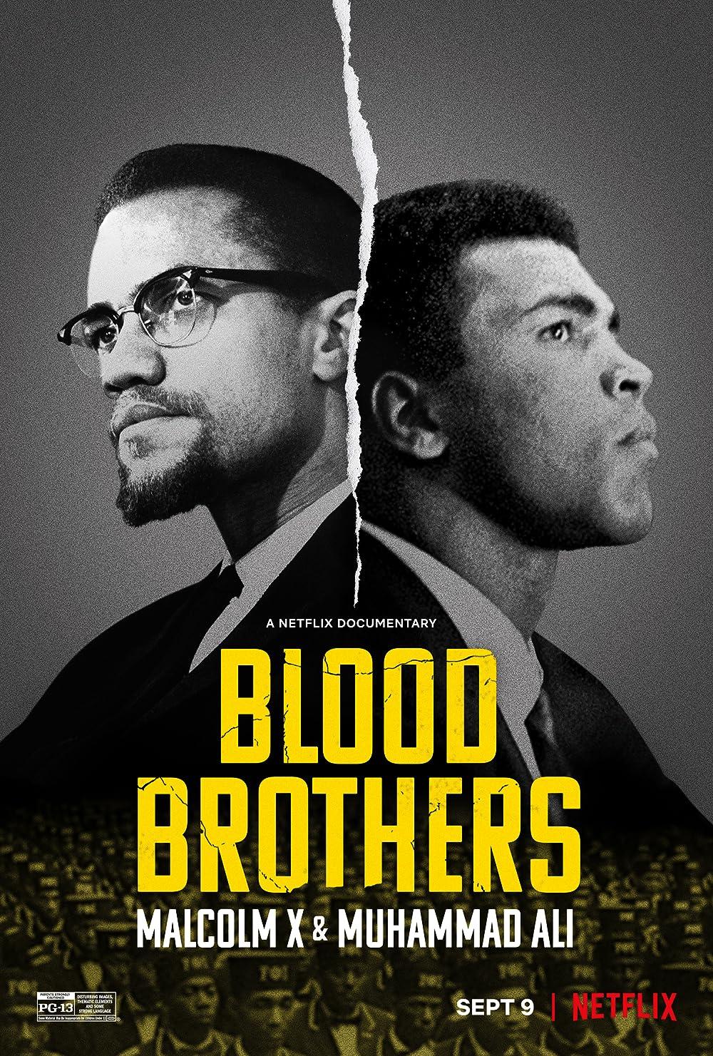 Kan Kardeşler Malcolm X ve Muhammed Ali - Blood Brothers Malcolm X & Muhammad Ali (2021) 1080p NF WEB-DL DDP5.1 Atmos H.264 DUAL [TR EN]