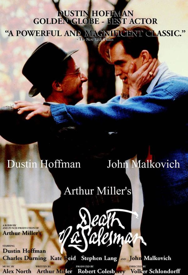 Death Of A Salesman Tv Movie   Imdb