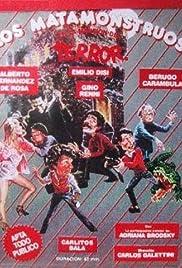 Los matamonstruos en la mansión del terror(1987) Poster - Movie Forum, Cast, Reviews