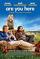 Are You Here (2013) Poster