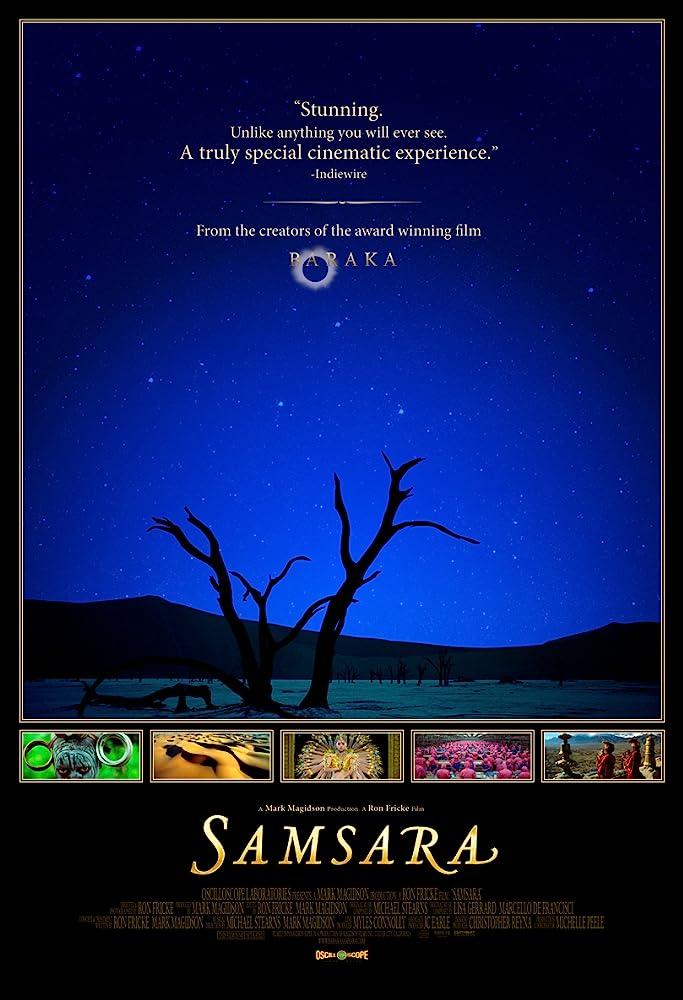 轮回 Samsara (2011)