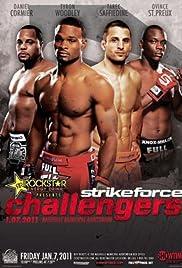 Strikeforce Challengers Poster