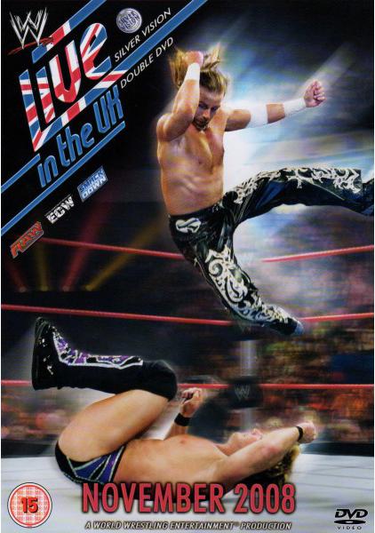 WWE Live in the UK: November 2008 (2009)