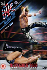 WWE Live in the UK: November 2008 Poster
