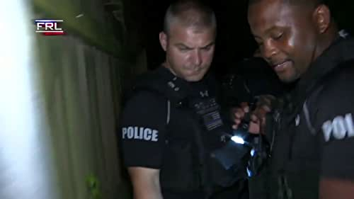 First Responders Live: Police Search For A Suspicious Black Box