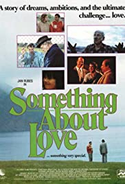 Something About Love Poster