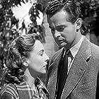 Derek Bond and Jane Hylton in The Quiet Woman (1951)