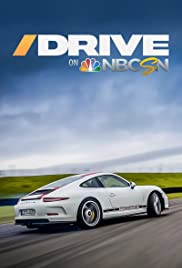 /Drive on NBCSN Poster