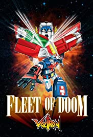 Voltron: Fleet of Doom (1986) Poster - Movie Forum, Cast, Reviews