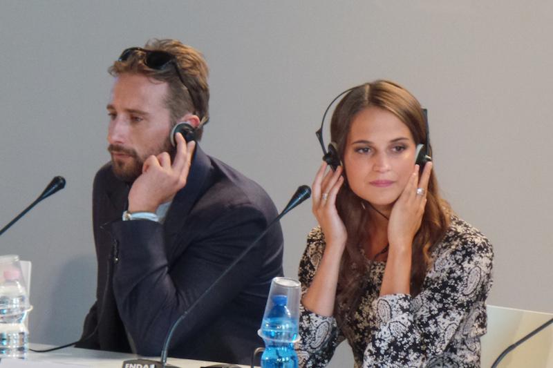 Wife matthias schoenaerts Matthias Schoenaerts
