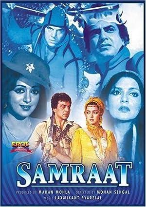 Zeenat Aman Samraat Movie