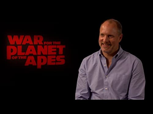 'Apes' Stars Talk Working With Woody Harrelson