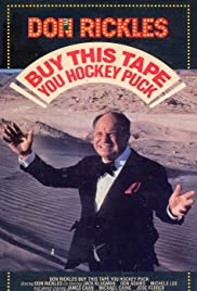 Don Rickles: Buy This Tape You Hockey Puck Poster