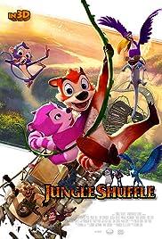 Jungle Shuffle Poster