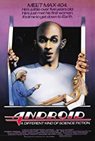 Android (1983) Poster - Movie Forum, Cast, Reviews