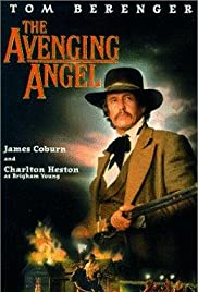The Avenging Angel Poster