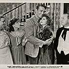 Randolph Scott, Jane Darwell, Nancy Carroll, Rose Coghlan, and William Collier Sr. in Hot Saturday (1932)