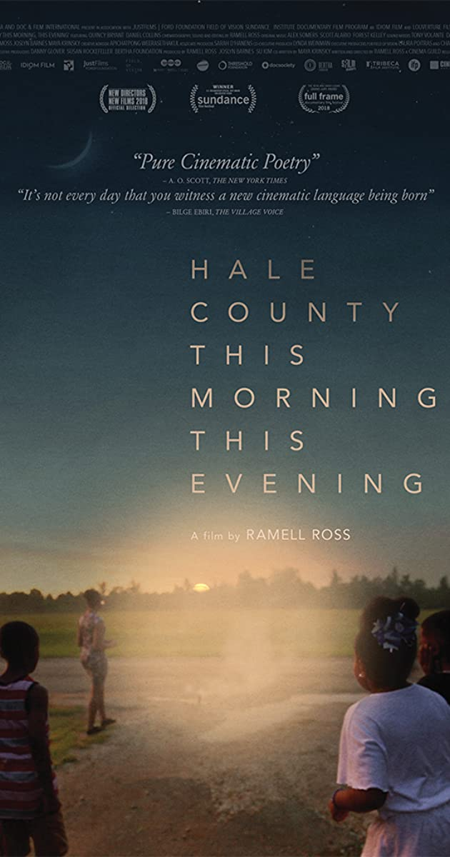 Subtitle of Hale County This Morning, This Evening