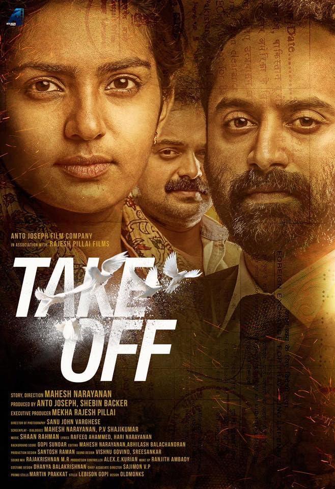 Take Off (2018) Hindi Dubbed