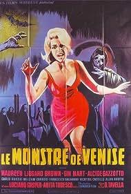 Il mostro di Venezia (1966) Poster - Movie Forum, Cast, Reviews