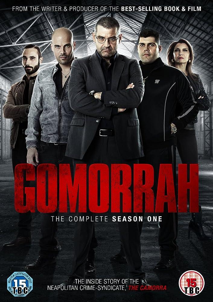 Gomorrah (1 Sezonas) (2014) Online