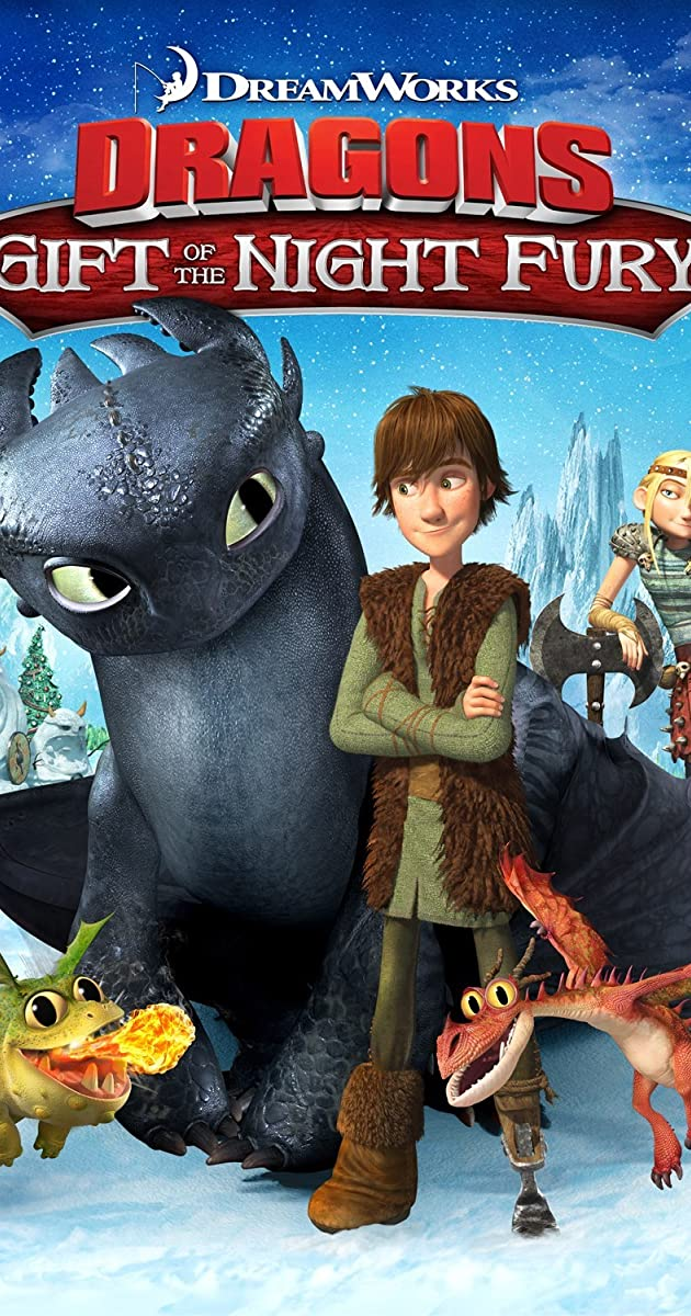 Slibinai. Nakties tamsumų dovana / Dragons Gift of the Night Fury (2011) Online