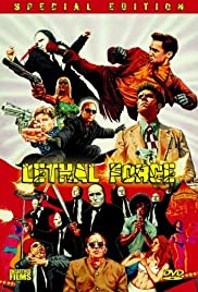 Lethal Force Poster
