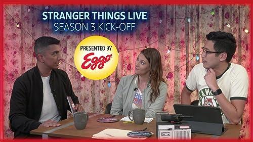 """""""Stranger Things"""" Live"""